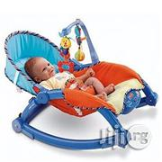 Fisher-price Fisher Price Baby Rocker With Vibrator - Multicolour | Baby & Child Care for sale in Lagos State, Lagos Island