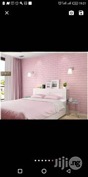 3D Brick Wall Paper   Home Accessories for sale in Lagos State, Lagos Mainland