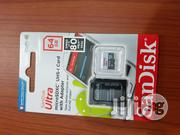 Sandisk 64GB Memory Card | Accessories for Mobile Phones & Tablets for sale in Lagos State, Ikeja