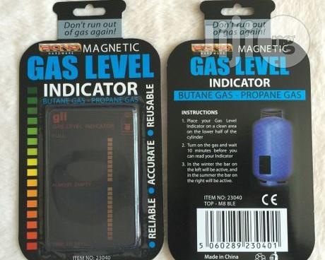 Archive: Magnetic Gas Indicator