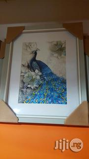 Peacock Wall Frame | Arts & Crafts for sale in Lagos State, Lagos Island