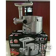 Sinbo Meat Grinder | Restaurant & Catering Equipment for sale in Abuja (FCT) State, Central Business District