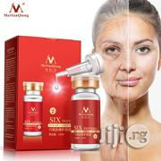 Meiyanqiong Hyaluronic Acid Face Serum Peptides Anti Wrinkle Anti Aging Moisturizing | Skin Care for sale in Lagos State, Ikeja