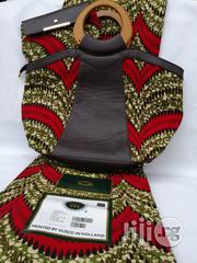 Italian Made Ankara Bags With 6yards Wax And Purse Viii | Bags for sale in Edo State, Benin City