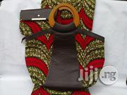 Italian Made Ankara Bags With 6yards Wax And Purse Ix | Bags for sale in Edo State, Benin City