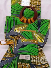 Italian Made Ankara Bags With 6yards Wax And Purse Xxviii | Bags for sale in Imo State, Owerri