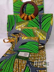 Italian Made Ankara Bags With 6yards Wax And Purse Xxix | Bags for sale in Imo State, Owerri