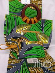 Italian Made Ankara Bags With 6yards Wax And Purse Xxx | Bags for sale in Imo State, Owerri