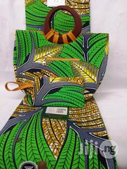Italian Made Ankara Bags With 6yards Wax And Purse Xxxi | Bags for sale in Imo State, Owerri