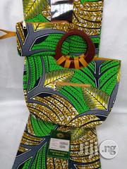 Italian Made Ankara Bags With 6yards Wax And Purse -xxxiii | Bags for sale in Imo State, Owerri