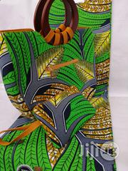 Italian Made Ankara Bags With 6yards Wax And Purse Xxxv | Bags for sale in Imo State, Owerri