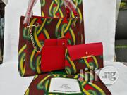 Italian Made Ankara Bags With 6yards Wax and Purse.Needed #Re-Seller/Bulk Buyers Ii | Bags for sale in Katsina State, Katsina