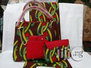 Italian Made Ankara Bags With 6yards Wax and Purse.Needed #Re-Seller/Bulk Buyers Iii | Bags for sale in Katsina State, Katsina