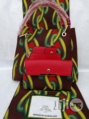 Italian Made Ankara Bags With 6yards Wax And Purse.Needed #Re-seller/Bulk Buyers Iv | Bags for sale in Katsina State, Katsina