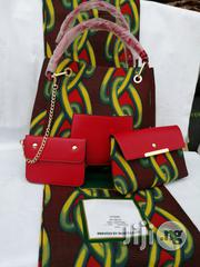 Italian Made Ankara Bags With 6yards Wax and Purse.Needed #Re-Seller/Bulk Buyers X   Bags for sale in Kebbi State, Birnin Kebbi
