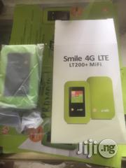 Special Discount Promo Price For New Mobile Wifi(4glte) Smile | Networking Products for sale in Lagos State, Amuwo-Odofin