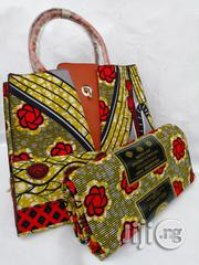 Italian Made Ankara Bags With 6yards Wax and Purse.Needed #Re-Seller/Bulk Buyers Xxxvii | Bags for sale in Ogun State, Abeokuta North