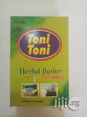 Toni Toni Herbal Flusher Powder | Vitamins & Supplements for sale in Lagos State, Lagos Island