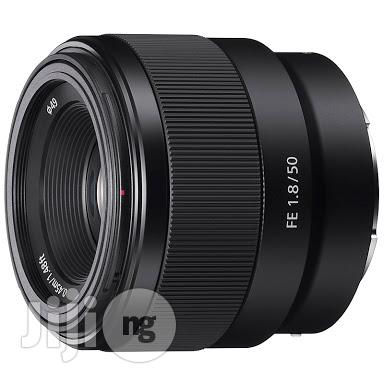 Sony E Lens 50mm Full Frame