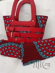 Italian Made Ankara Bags With 6yards Wax and Purse.Needed #Re-Seller/Bulk Buyers Xli | Bags for sale in Ogun State, Abeokuta North