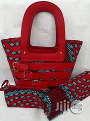 Italian Made Ankara Bags With 6yards Wax and Purse.Needed #Re-Seller/Bulk Buyers Xliii   Bags for sale in Ondo State, Akure