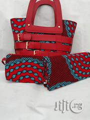 Italian Made Ankara Bags With 6yards Wax and Purse.Needed #Re-Seller/Bulk Buyers Xliv   Bags for sale in Ondo State, Akure