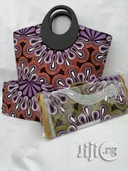 Huge Discount On Our Imported Ankara Bags With 6yrd Wax And Purse | Bags for sale in Oyo State, Ibadan