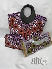 Huge Discount On Our Imported Ankara Bags With 6yrd Wax And Purse I | Bags for sale in Oyo State, Ibadan