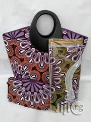 Huge Discount On Our Imported Ankara Bags With 6yrd Wax And Purse Iii | Bags for sale in Oyo State, Ibadan