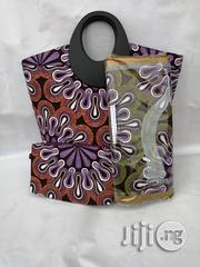 Huge Discount on Our Imported Ankara Bags With 6yrd Wax and Purse V | Bags for sale in Oyo State, Ibadan
