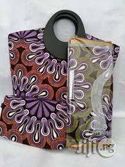 Huge Discount on Our Imported Ankara Bags With 6yrd Wax and Purse Vi | Bags for sale in Plateau State, Jos