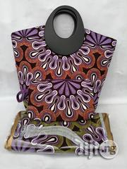 Huge Discount On Our Imported Ankara Bags With 6yrd Wax And Purse Vii | Bags for sale in Plateau State, Jos