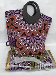 Huge Discount On Our Imported Ankara Bags With 6yrd Wax And Purse - Ix | Bags for sale in Plateau State, Jos