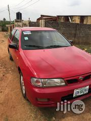 Nissan Almera 1999 Red | Cars for sale in Osun State, Ilesa East