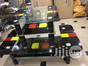 High Quality Mini Glass Table   Furniture for sale in Lagos State, Ojo
