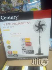 16inches Rechargeable Fan Century | Home Appliances for sale in Lagos State, Lagos Island