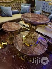Standard Full Set of Marble Center Table | Furniture for sale in Lagos State, Ojo