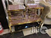 Durable Marble Set of Center Table | Furniture for sale in Lagos State, Ojo