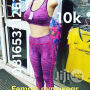 Ladies Gym Wear | Sports Equipment for sale in Lagos State, Surulere