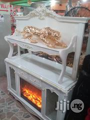 Fire Place Tv Stand   Furniture for sale in Lagos State, Ojo