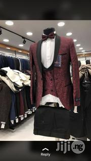 Tuxedo Flower Suit for Men | Clothing for sale in Lagos State, Lagos Island