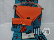 Fabric Bag With 6yrds Wax Purse on a Discount Price to Re-Seller/Bulk Buyers Xxvi | Bags for sale in Imo State, Owerri