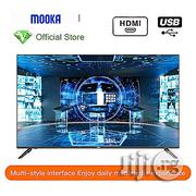 Mooka 55-inch Smart LED UHD TV With A-class Screen - Black | TV & DVD Equipment for sale in Ondo State, Ondo