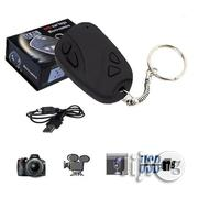 Mini 808 Dvr Car Key Chain Micro Camera Pocket Camcorder | Vehicle Parts & Accessories for sale in Lagos State, Ikeja