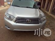 Toyota Highlander 2010 Silver | Cars for sale in Oyo State, Akinyele