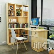 Office Table With Shelf | Furniture for sale in Lagos State, Ikeja
