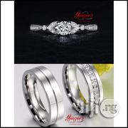 Original 925 Sterling Silver Wedding Ring | Jewelry for sale in Lagos State, Alimosho