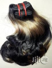 Super Cute, Double Drawn, Doublecoloured Mink Hair | Hair Beauty for sale in Rivers State, Port-Harcourt