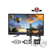 Hisense HD LED TV 32-inch & Free Wall Bracket | TV & DVD Equipment for sale in Delta State, Udu