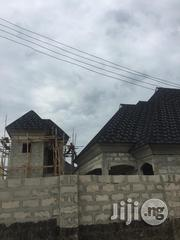 Shingle Black And White Stone Coated Roofing Sheet | Building Materials for sale in Lagos State, Ajah